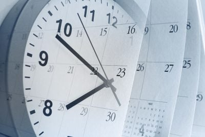 electronic calendar clocks help with confusion