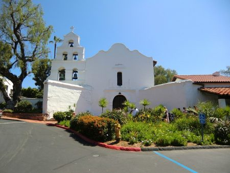 mission in san diego