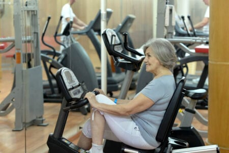 best exercise bikes for seniors