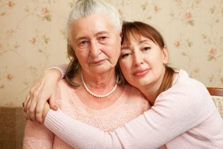 surviving a long car trip with a parent with dementia
