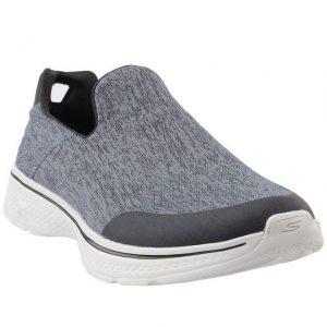 pair of sketcher go walk 4 mens shoes