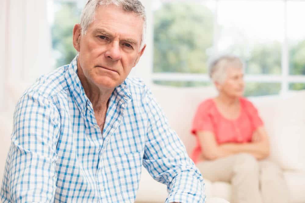 dealing with demanding elderly parents