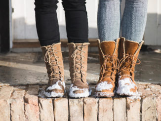 examples of the best womens snow boots for plantar fasciitis