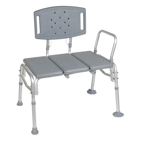 Drive Knock Down Bariatric Transfer Bench
