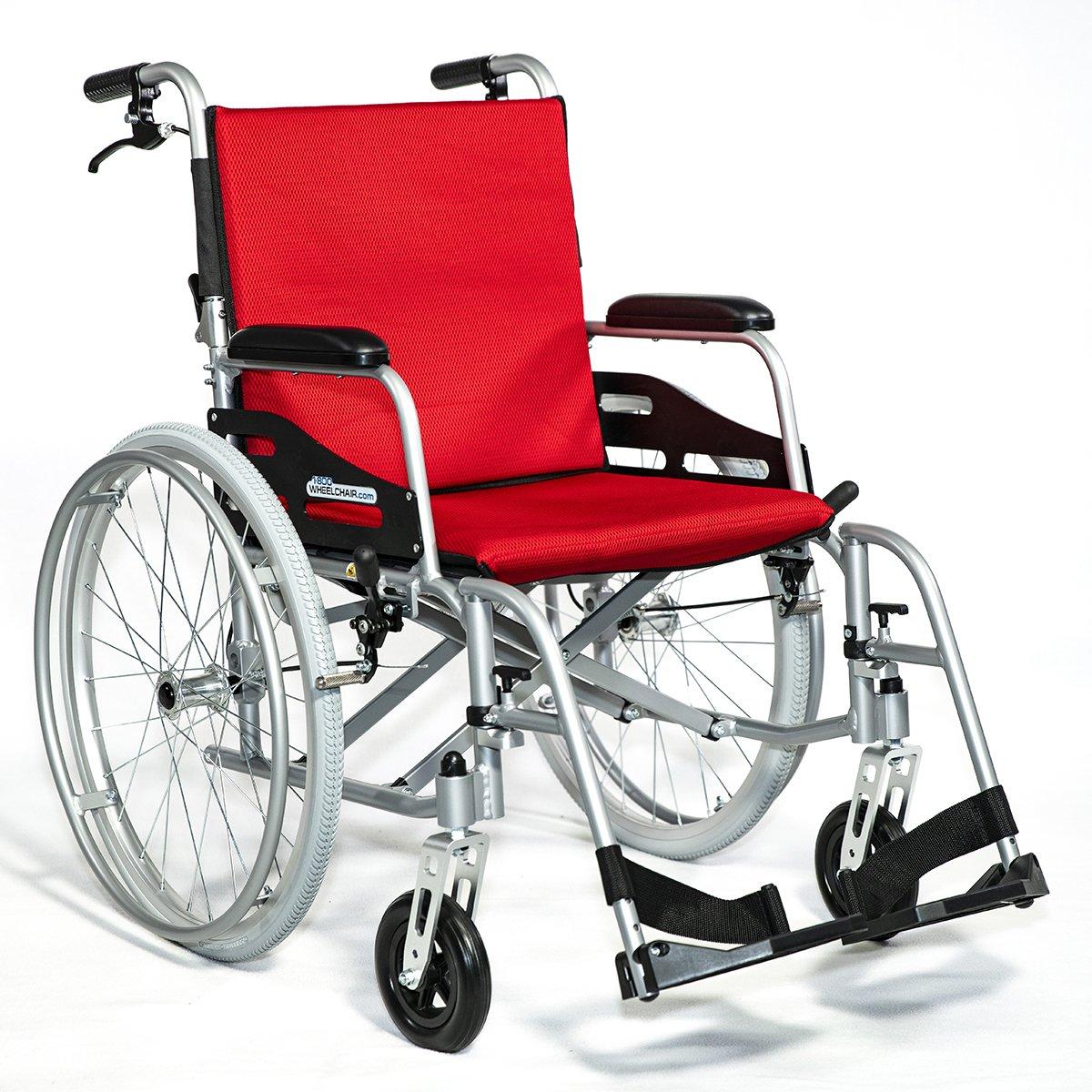 Featherweight 13.5 lbs. Wheelchair