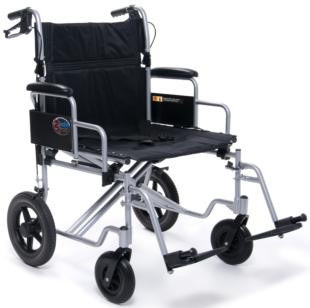 Graham Field Lightweight Bariatric Transport Chair