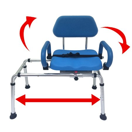 Platinum Health CAROUSEL Sliding Transfer Bench