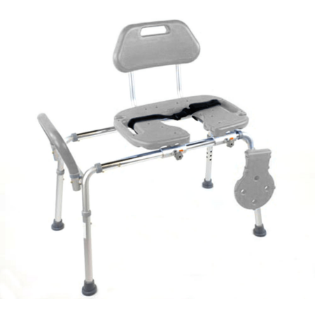 Platinum Health HydroGlyde Premium Sliding Bath Transfer Bench