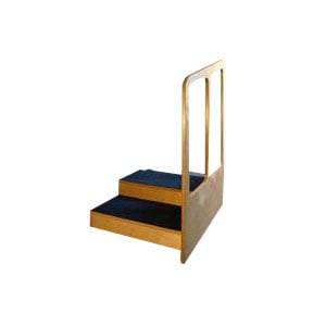 Mobility Transfer Systems Bed Step