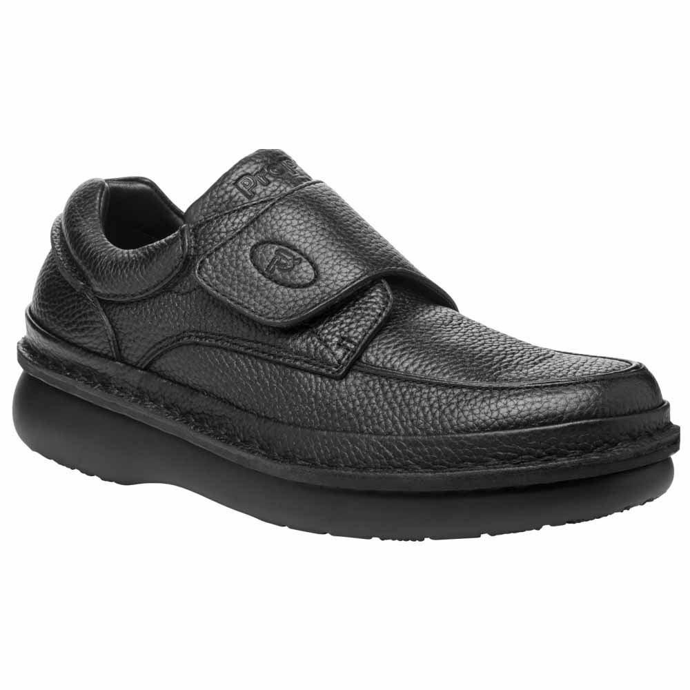 Propet Scandia Strap Shoes Black- Mens- Size 10.5 D