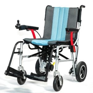 Featherweight Power Chair - only 33 lbs. | 1800Wheelchair.com
