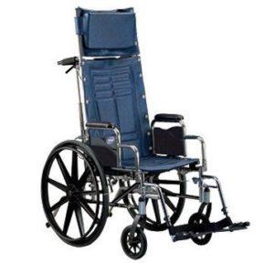 Invacare SX5 Recliner Wheelchair