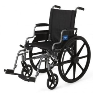 Medline Excel K4 Lightweight Wheelchair