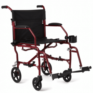 Medline Excel Freedom Transport Wheelchair