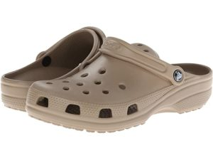 Crocs Classic Clogs With Heel Strap