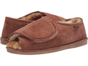 Old Friend Step-In Open Toed Slippers | Zappos