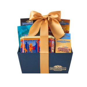 Signature Chocolate Gift Basket | Ghirardelli