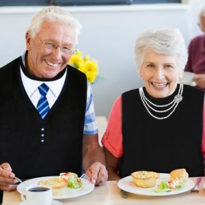 Stylish Adult Bibs and Clothing Protectors for Seniors | Classy Pal