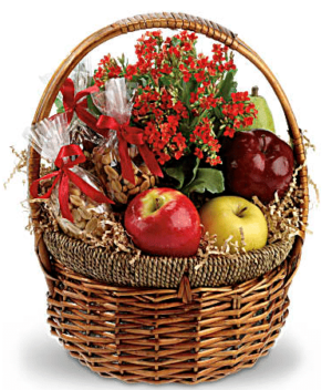 Health Nut Basket - Teleflora