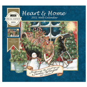 Heart & Home Special Edition Wall Calendar