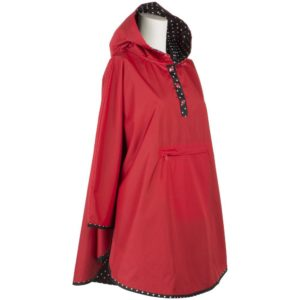 Reversible Fashion Rain Poncho