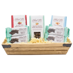 Sugar Free Chocolate Crate | Ethel M Chocolates