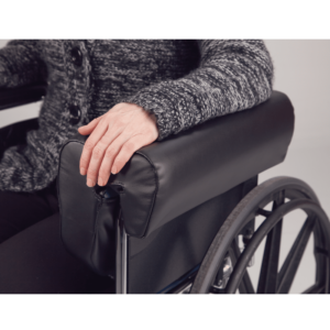 Secure® Deluxe Wheelchair Armrest Cushion | Secure Safety Solutions