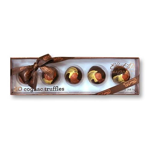 XO Cognac Truffles Premium Chocolate Sampler | Ethel M