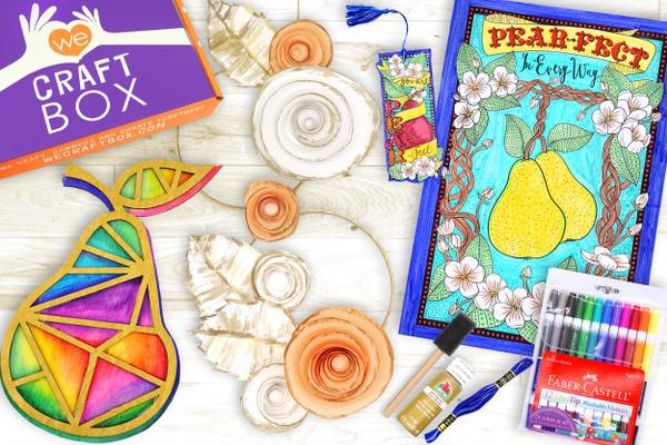 We Craft Box Senior | Crate Joy