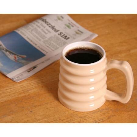 hand to hand mug