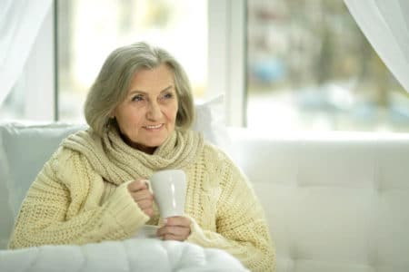 causes of cold in elderly