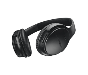 QuietComfort 35 II Noise Cancelling Smart Headphones by Bose
