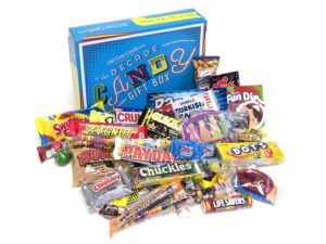 Decade Candy Gift Box | OldTimeCandy.com