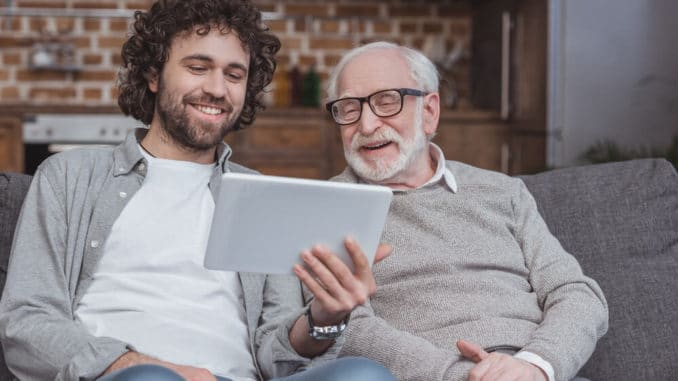 electronic gifts for the elderly