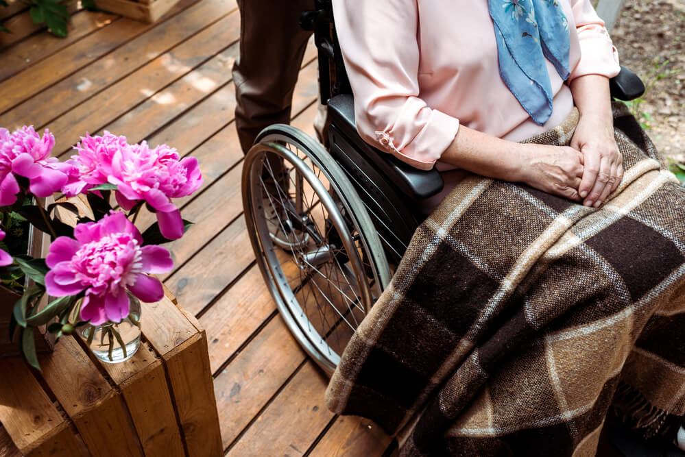 gifts for people in wheelchairs