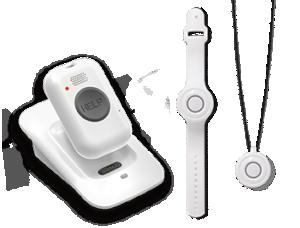 On the Go + Button Medical Alert System | Medical Alert