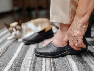 slippers for severe edema