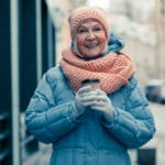 warm clothing for the elderly