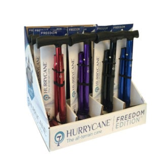 Hurrycane Freedom Edition Folding Cane