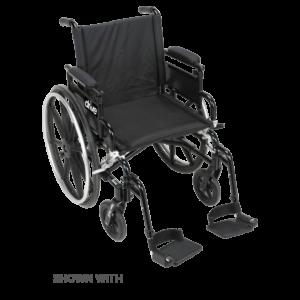 Drive Viper Plus GT Lightweight Wheelchair