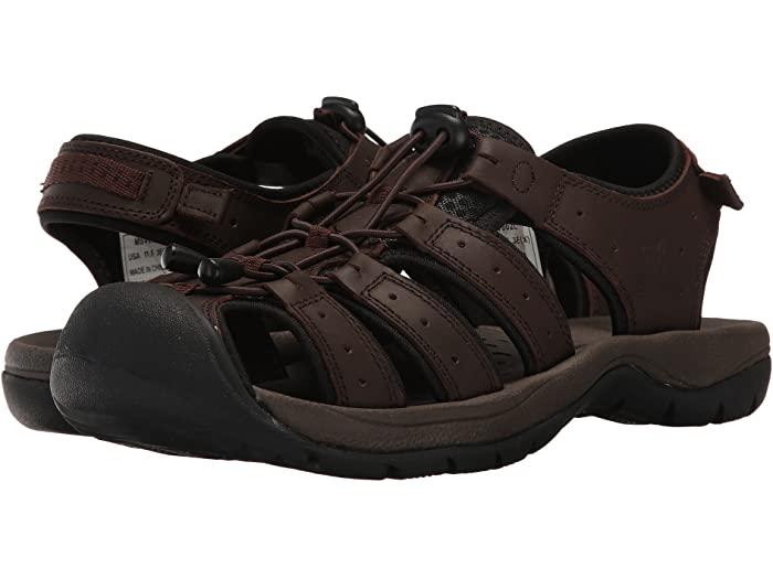 Propet Kona (Brown) Men's Sandals