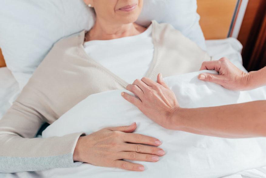 blankets for nursing homes