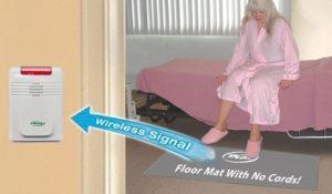 Smart Caregiver Cordless Alarm and Floor Pad | Caregiver Products
