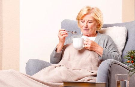 lightweight blanket for elderly