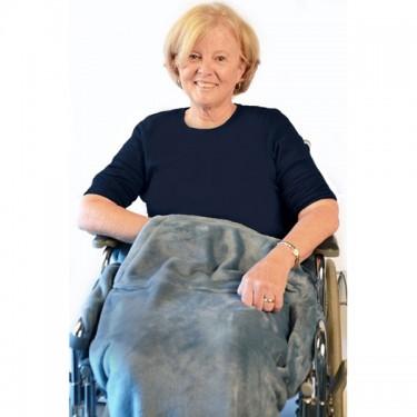 Granny Jo Lightweight Wheelchair Blanket