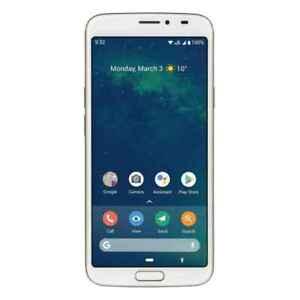 Doro 8080 White Smartphone