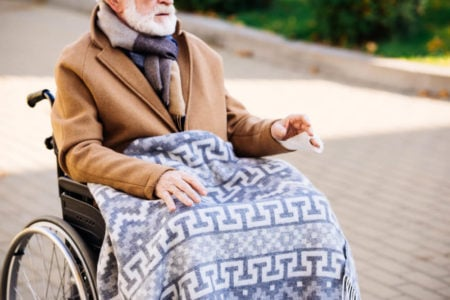best blankets for wheelchair users