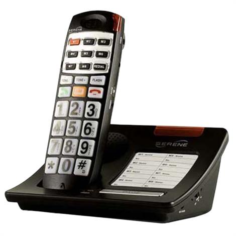 Serene Innovations CL-30 Expandable Cordless Phone