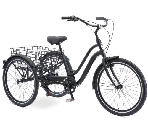 EVRYjourney Step-Through Tricycle by sixthreezero