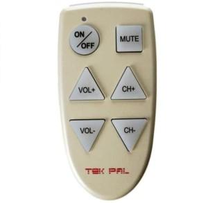 Tek-Pal 6 Button Remote Control